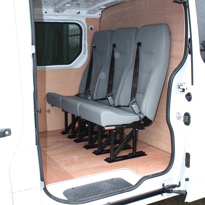 vehicle seating supplied at fitted at marks lincoln